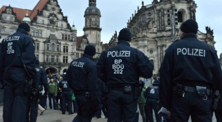 الشرطة الالمانية - أرشيفية