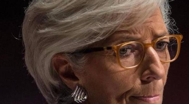 المديرة العامة لصندوق النقد الدولي