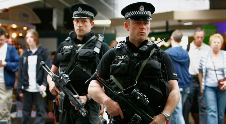 الشرطة الربطانية - ارشيفية