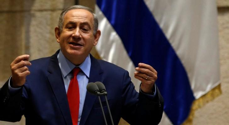 رئيس الوزراء الإسرائيلي بنيامين نتنياه