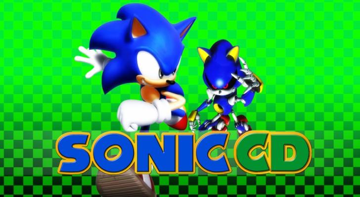 لعبة Sonic CD