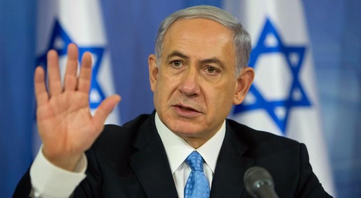 رئيس وزراء الاحتلال الاسرائيلي نتنياهو