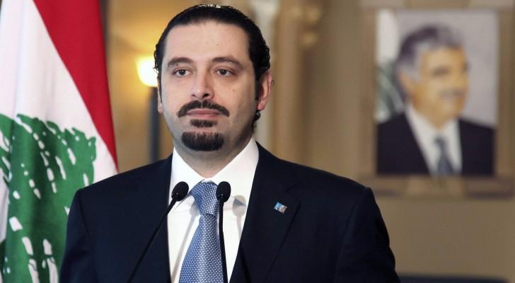 رئيس الحكومة اللبنانية سعد الحريري - ارشيفية