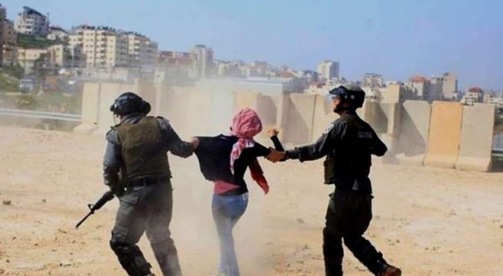 الاحتلال يعتقل فلسطينية - ارشيفية