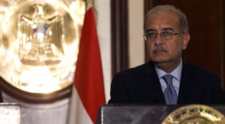 رئيس الوزراء المصري شريف إٍسماعيل