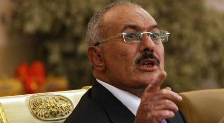 الرئيس اليمني المخلوع علي عبد الله صالح - ارشيفية