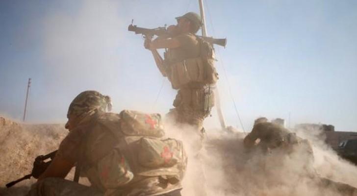 القوات العراقية بالموصل - ارشيفية