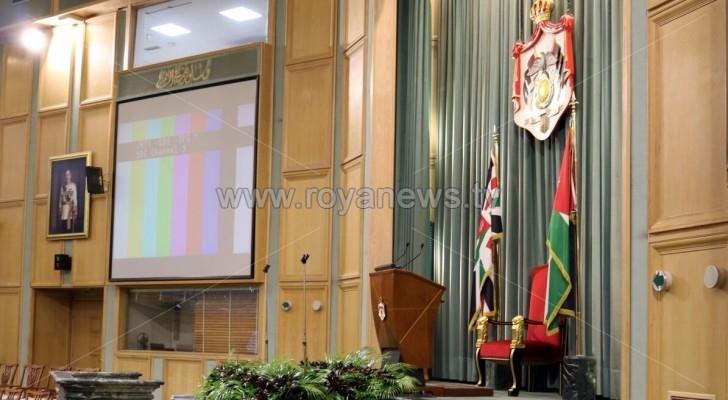 غدا افتتاح الدورة العادية لمجلس الأمة الثامن عشر