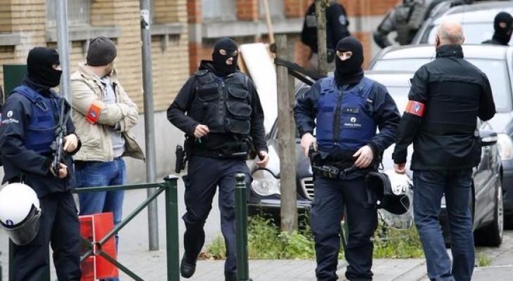 الشرطة البلجيكية - تعبيرية