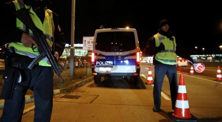 عناصر من الشرطة الالمانية