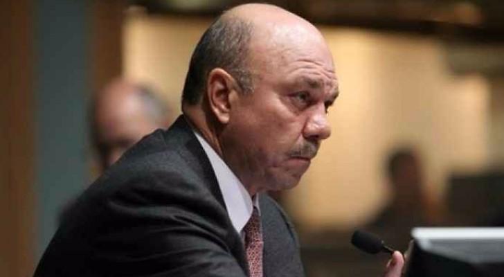 رئيس مجلس الاعيان فيصل الفايز