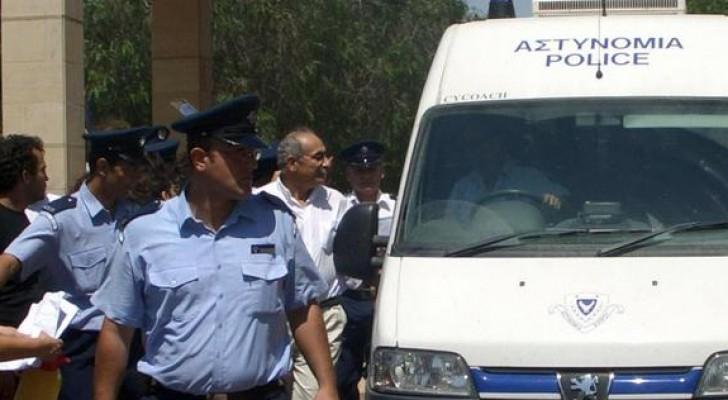 شرطة قبرص - ارشيفية