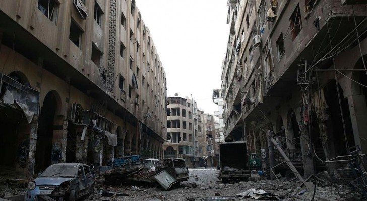 دمار لا ينتهي في سوريا