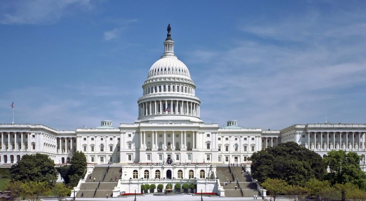 الكونغرس الأمريكي - الصورة أرشيفية