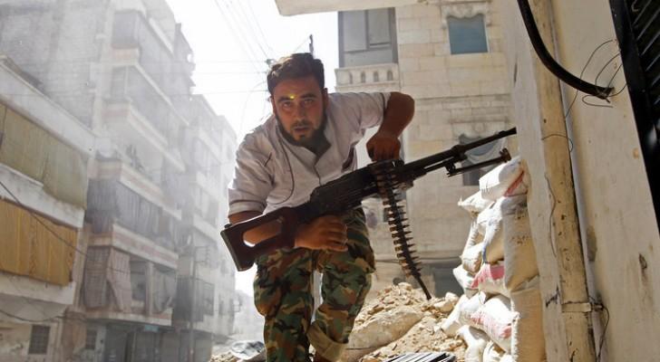 وقف إطلاق النار في حلب يدخل حيز التنفيذ وخروج المسلحين صباح الخميس