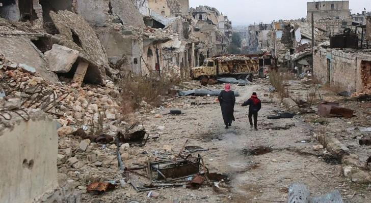 القوات الحكومية والميليشيات الموالية لها تعرقل خروج المدنيين من حلب