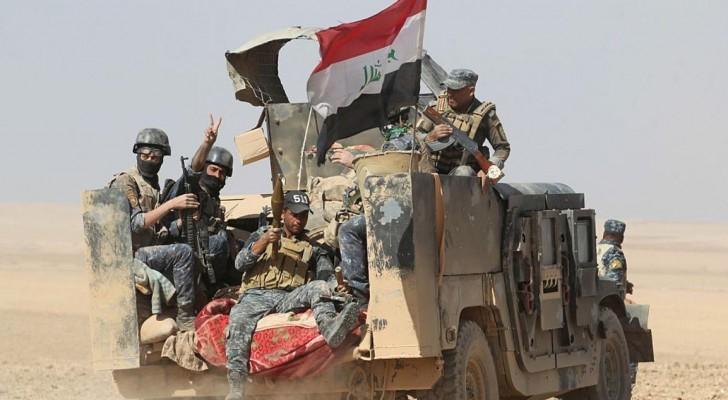 القوات العراقية - ارشيفية