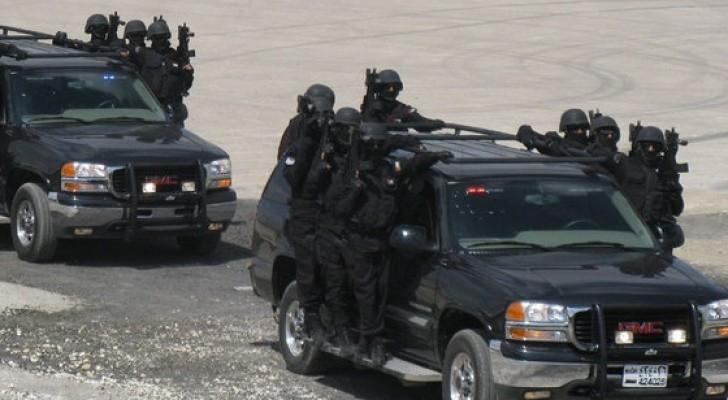 قوات خاصة أردنية - ارشيفية