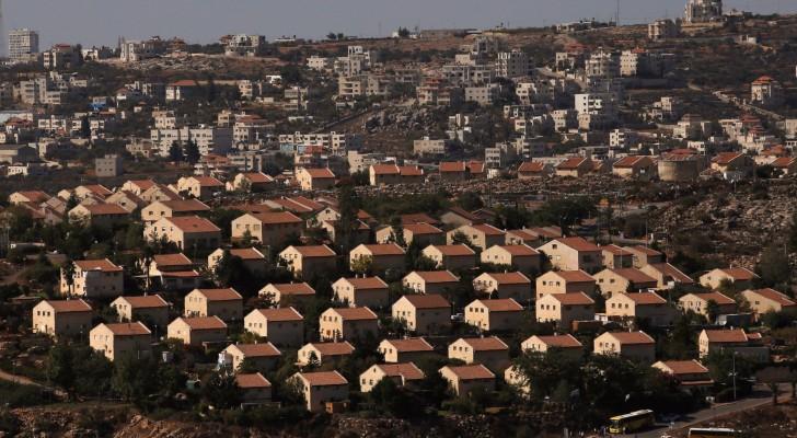 مستوطنة إسرائيلية - أرشيفية