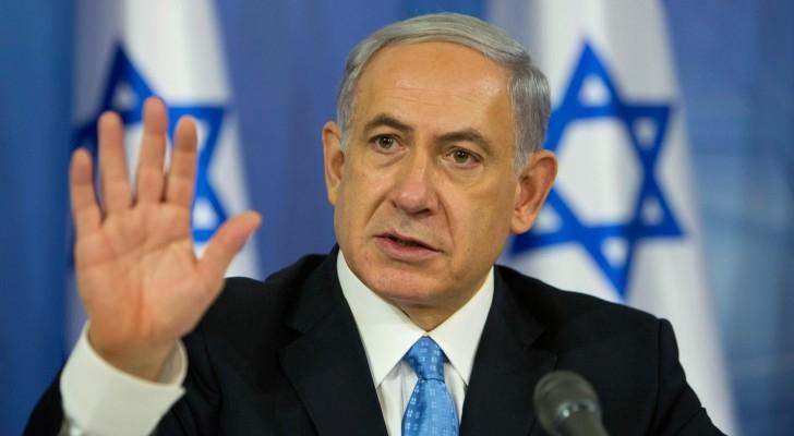 رئيس وزراء الاحتلال الإسرائيلي بنيامين نتنياهو