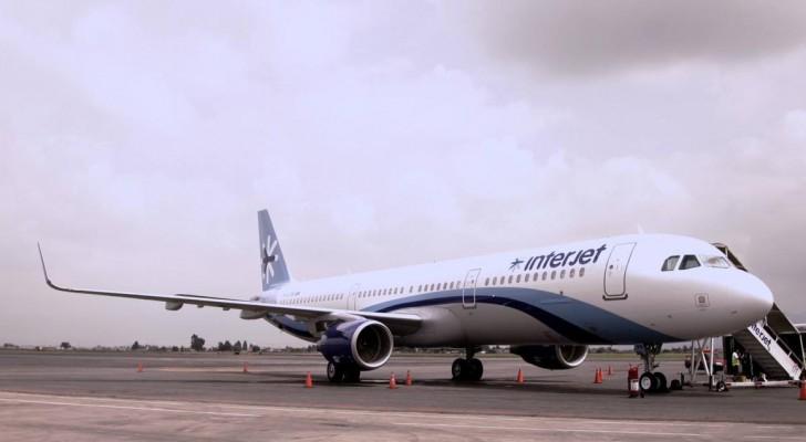 الشركة أعلنت وجود أشياء غير طبيعية في الطائرات