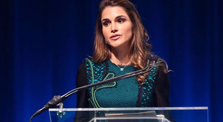 الملكة رانيا أيقونة البنك الدولي في 2016