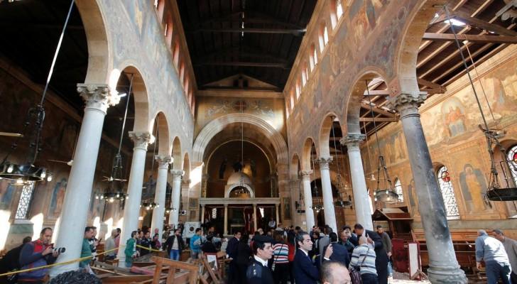 كنيسة البطرسية بالقاهرة