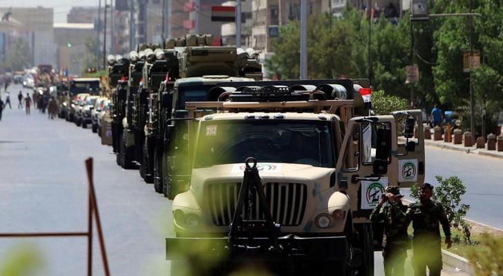 قوة تابعة لمليشيات الحشد الشعبي- ارشيفية