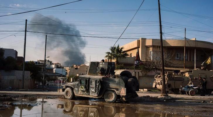 معركة تحرير الموصل