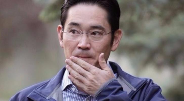 وريث مجموعة سامسونغ لي جاي-يونغ