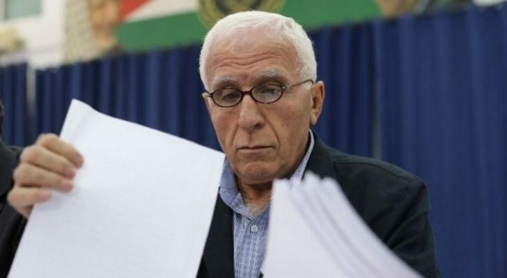 القيادي في حركة فتح عزام الأحمد