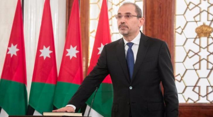 وزير الخارجية وشؤون المغتربين ايمن الصفدي
