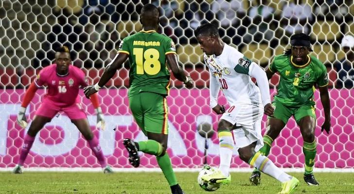 السنغال حققت العلامة الكاملة من مباراتين