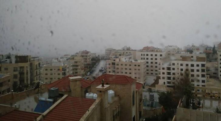 الامطار في عمان