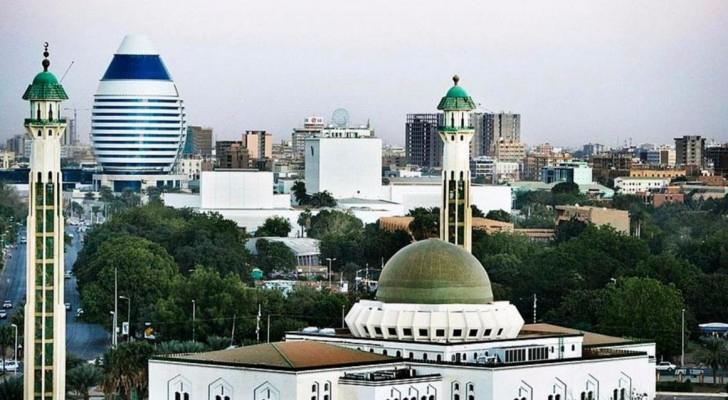 جانب من العاصمة السودانية