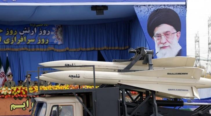 التجارب العسكرية الإيرانية تثير قلق ترامب