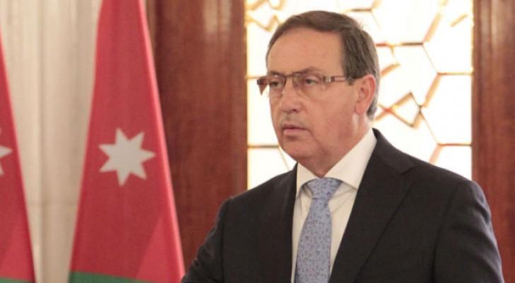 وزير البيئة الدكتور ياسين الخياط  - ارشيفية