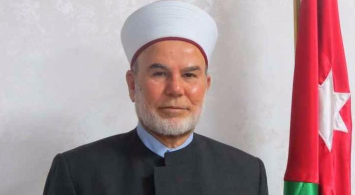 قاضي القضاة سماحة الشيخ عبدالكريم الخصاونة