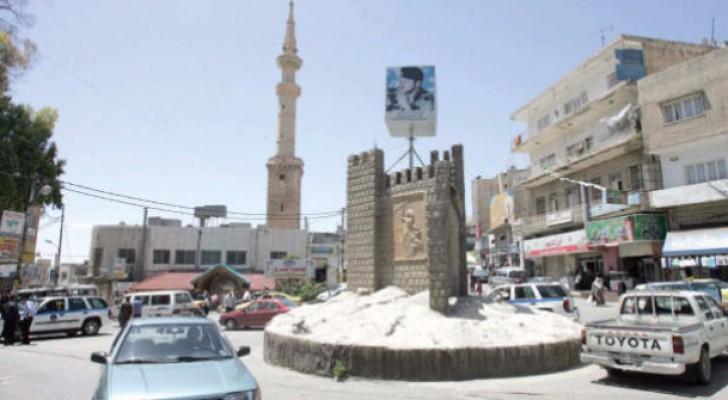 من محافظة عجلون - ارشيفية
