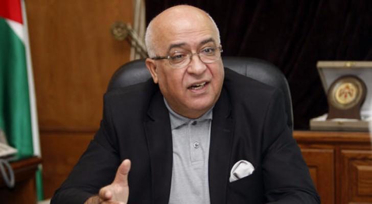 وزير الشؤون السياسية والبرلمانية المهندس موسى المعايطة