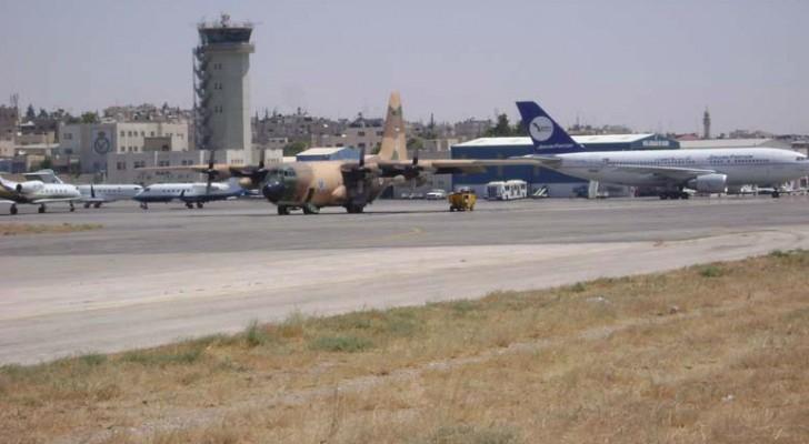 مطار ماركا العسكري