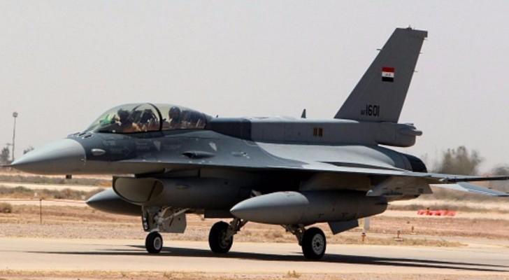 مقاتلة عراقية