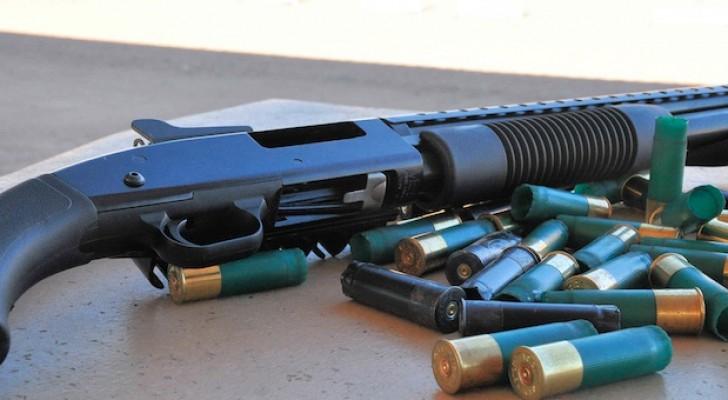 القاتل استعمل سلاح بومب اكشن