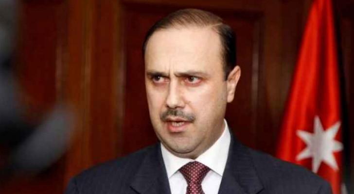 الناطق باسم الحكومة وزير الدولة لشؤون الاعلام الدكتور محمد المومني