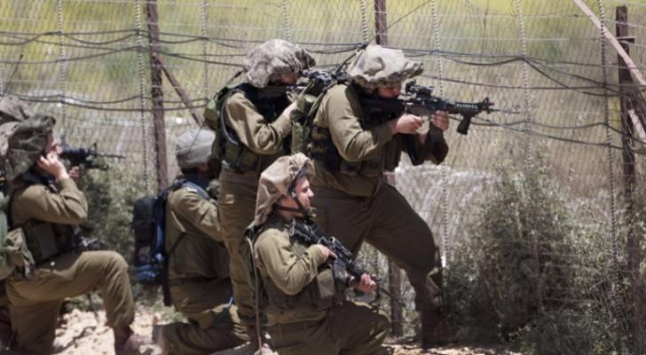 عناصر من جيش الاحتلال الاسرائيلي