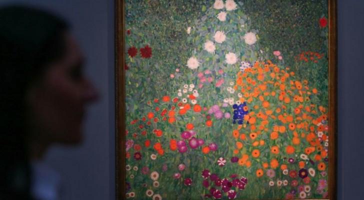 اللوحة بيعت في لندن بسعر 48 مليون جنيه إسترليني