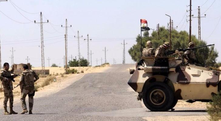اليات للجيش المصري