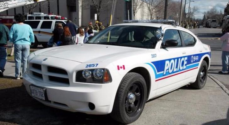 شرطة كندية