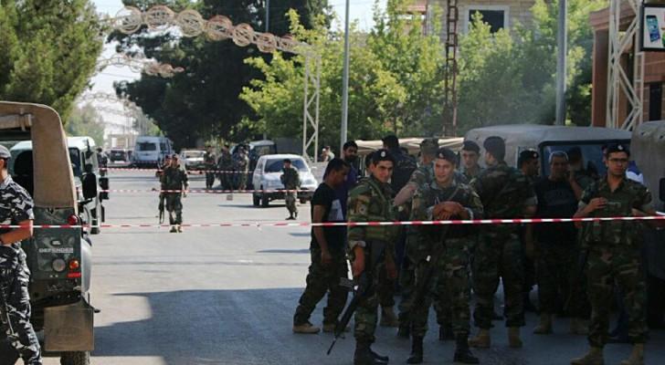 قوات الأمن اللبنانية - أرشيفية