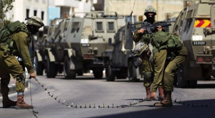 الاحتلال يغلق الضفة ومعابر غزة حتى يوم الأحد - ارشيفية